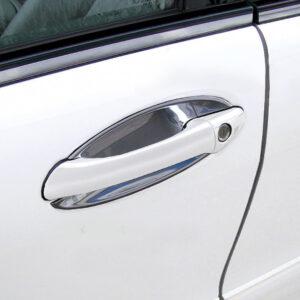 Χούφτες χρωμίου για Mercedes Benz W169 3-πόρτο