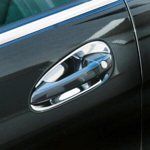 Χούφτες χρωμίου για Mercedes Benz C-Class W204, B-Class W246