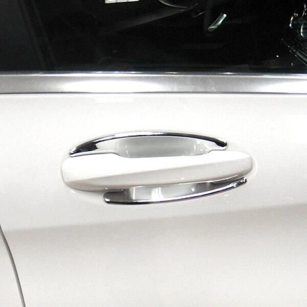 Χούφτες χρωμίου για Mercedes Benz A-Class W176 και GLA X156.