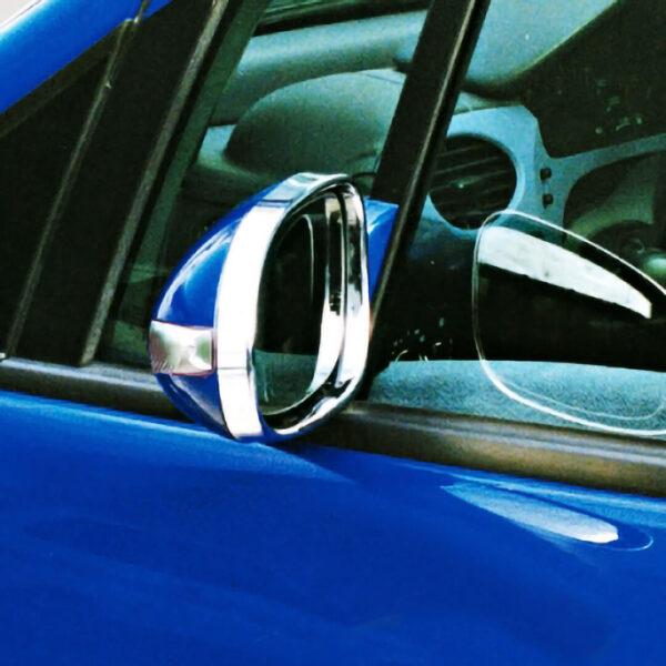 Πλαίσιο χρωμίου καθρεπτών με φλας για Mercedes Benz W168.