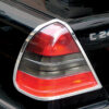 Χρώμια πίσω φαναριών για Mercedes Benz C-Class W202