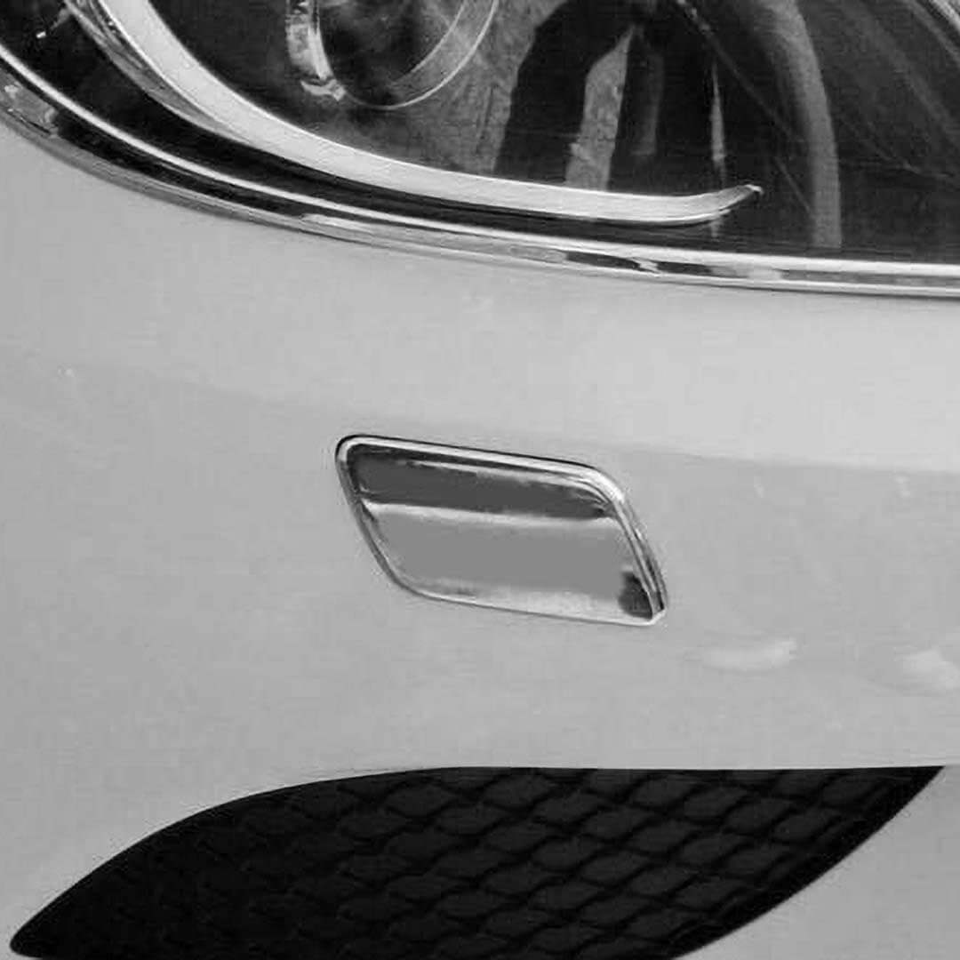 Κάλυμμα χρωμίου για μπεκ πλύσης προβολέων για Mercedes-Benz A-Class W176.