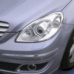 Χρώμια προβολέων για Mercedes Βenz B-Class W245