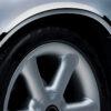 Χρώμια φτερών από ανοξείδωτο ατσάλι για Mercedes Benz C-Class W204