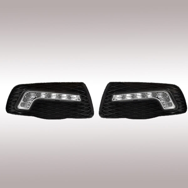LED Φώτα ημέρας για Mercedes Benz C-Class W204 χωρίς φώτα ομίχλης