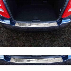 Ανοξείδωτο προστατευτικό πορτ-μπαγκάζ για Mercedes Benz A-Class W169 από 2004-2008