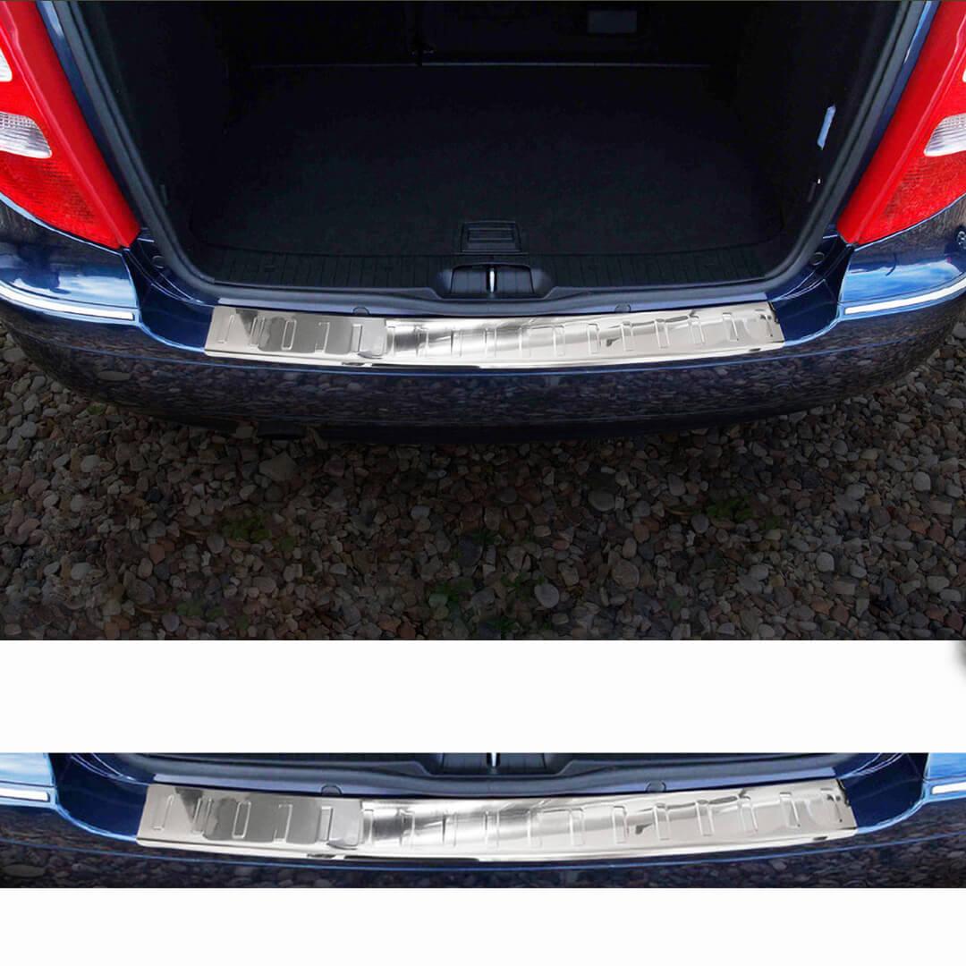 Ανοξείδωτο προστατευτικό πορτ-μπαγκάζ για Mercedes Benz A-Class W169 από 2004-2008.