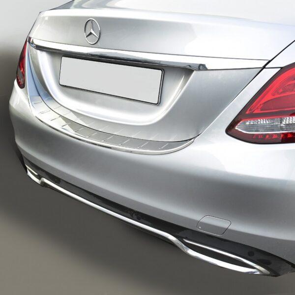 Χρώμιο προστασίας πορτ-μπαγκάζ για Mercedes Benz W205 λιμουζίνα