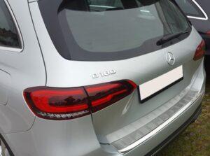 Χρώμιο προστασίας πορτ-μπαγκάζ για Mercedes Benz W247