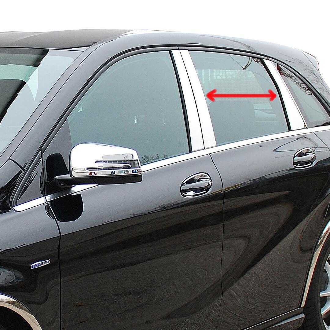 Ανοξείδωτη επένδυση για τις μεσαίες κολώνες για Mercedes Benz B-Klasse W246
