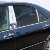 Ανοξείδωτη επένδυση για τις μεσαίες κολώνες για Mercedes Benz C-Class W203