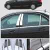 Ανοξείδωτη επένδυση για τις μεσαίες κολώνες για Mercedes Benz C-Class W205