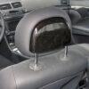 Οπίσθια ξύλινη επένδυση Olivesche μπροστινών μαξιλαριών για Mercedes Benz C-Class W203