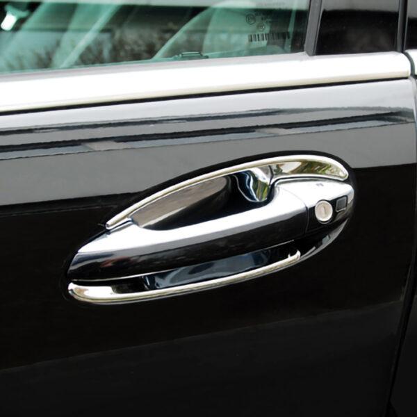 Χούφτες χρωμίου για Mercedes Benz CL C216