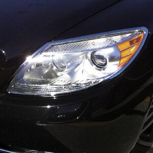 Χρώμια προβολέων για Mercedes Benz CL C216