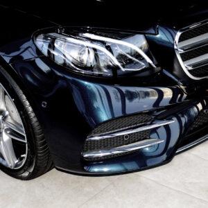 Γρίλιες χρωμίου κάτω προφυλακτήρα για Mercedes Benz E-Class W213