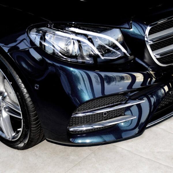 Γρίλιες από χρώμιο για τον κάτω προφυλακτήρα για Mercedes Benz E-Class W213.