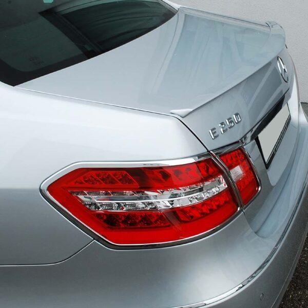 Chrome Tailligth Frames Mercedes Benz E Class W212 Sedan 3-2009 - 04-2013.Sel.2