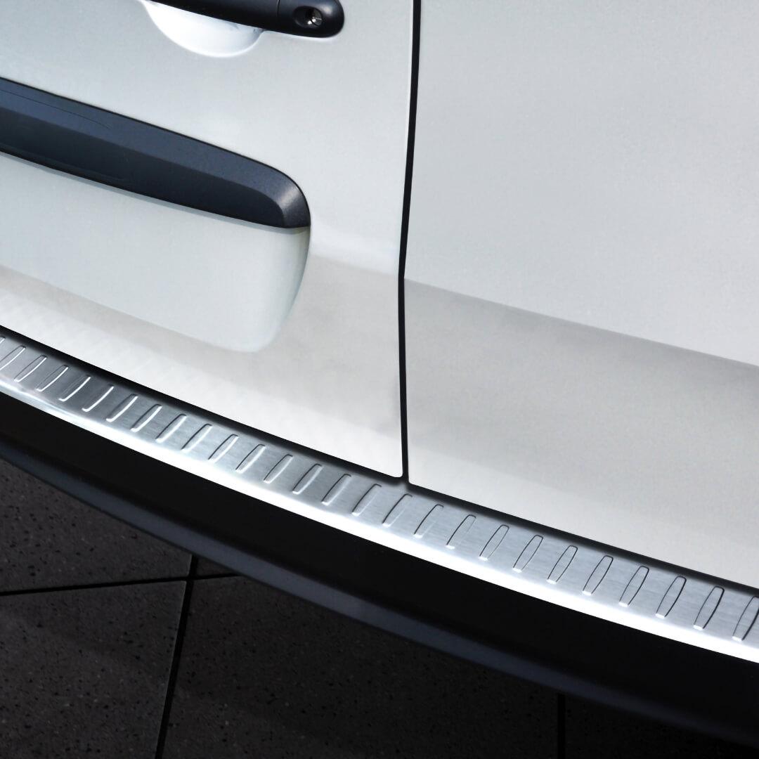 Χρώμιο προστασίας πορτ-μπαγκάζ για Mercedes Benz Citan W415.
