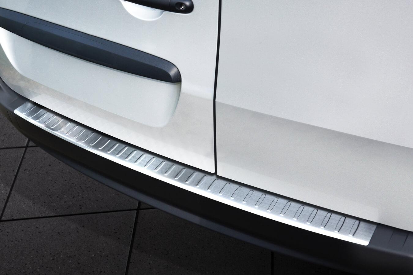 Χρώμιο προστασίας του πορτ-μπαγκάζ για Mercedes-Benz Citan W415.