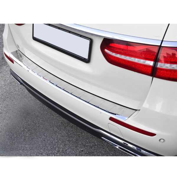 Stainlees Steel Bumper Protection for Mercedes Benz E-Klasse Wagon W213 from 2016
