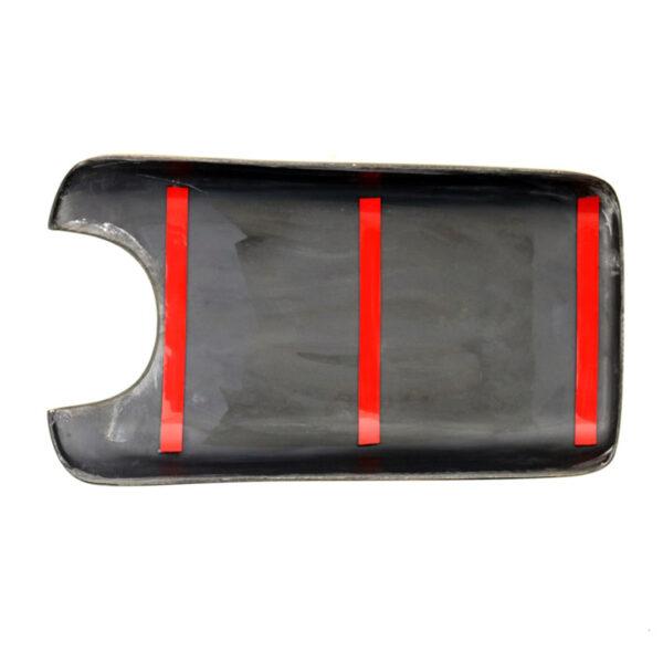 Ξύλινη επένδυση βραχιονίου Birdeye Black / Vogelaugenahorn για Mercedes Benz CLK W209