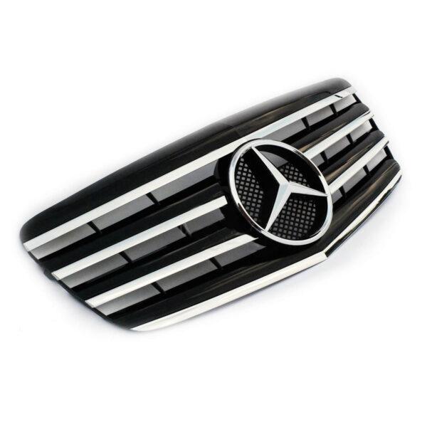 Μάσκα sport Look AMG για Mercedes Benz Ε-Class W211 2006-2009