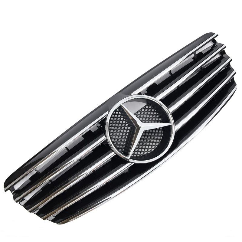 Μάσκα sport Look AMG για Mercedes Benz Ε Class W211 2002-2006
