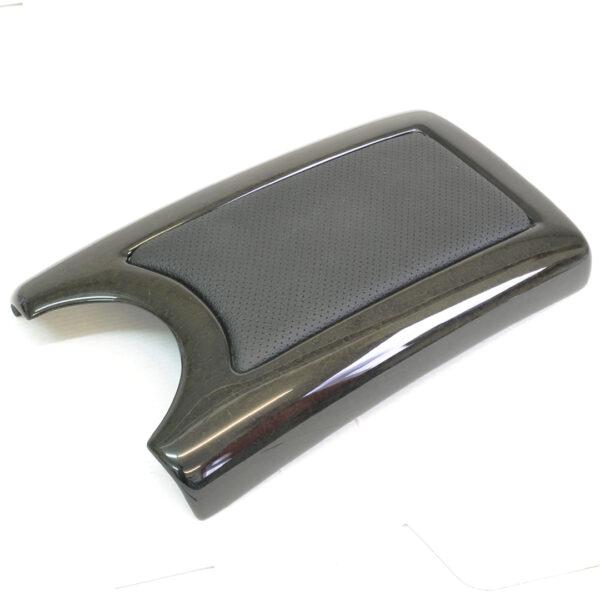 Βραχιόνιο με ξύλινη επένδυση Birdeye Black / Vogelaugenahorn με δέρμα μαύρο για Mercedes Benz E-Class W211