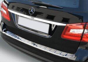 Ανοξείδωτο προστατευτικό πορτ-μπαγκάζ για Mercedes Benz E-Class W212 T-μοντέλα S212 από 04/2009 έως 03/2013