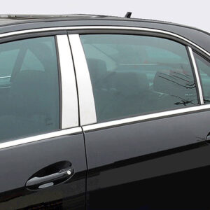 Ανοξείδωτη επένδυση για τις μεσαίες κολώνες για Mercedes Benz E-Class W212 λιμουζίνα από 2009 έως 02/2016