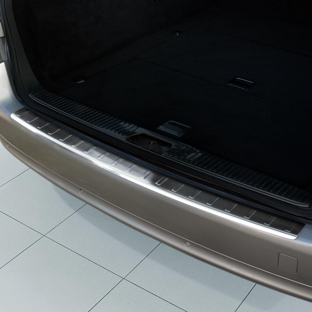Ανοξείδωτο προστατευτικόγια το πορτ-μπαγκάζ Mercedes-Benz E-Class W211 T-μοντέλα από 2002 έως 2009