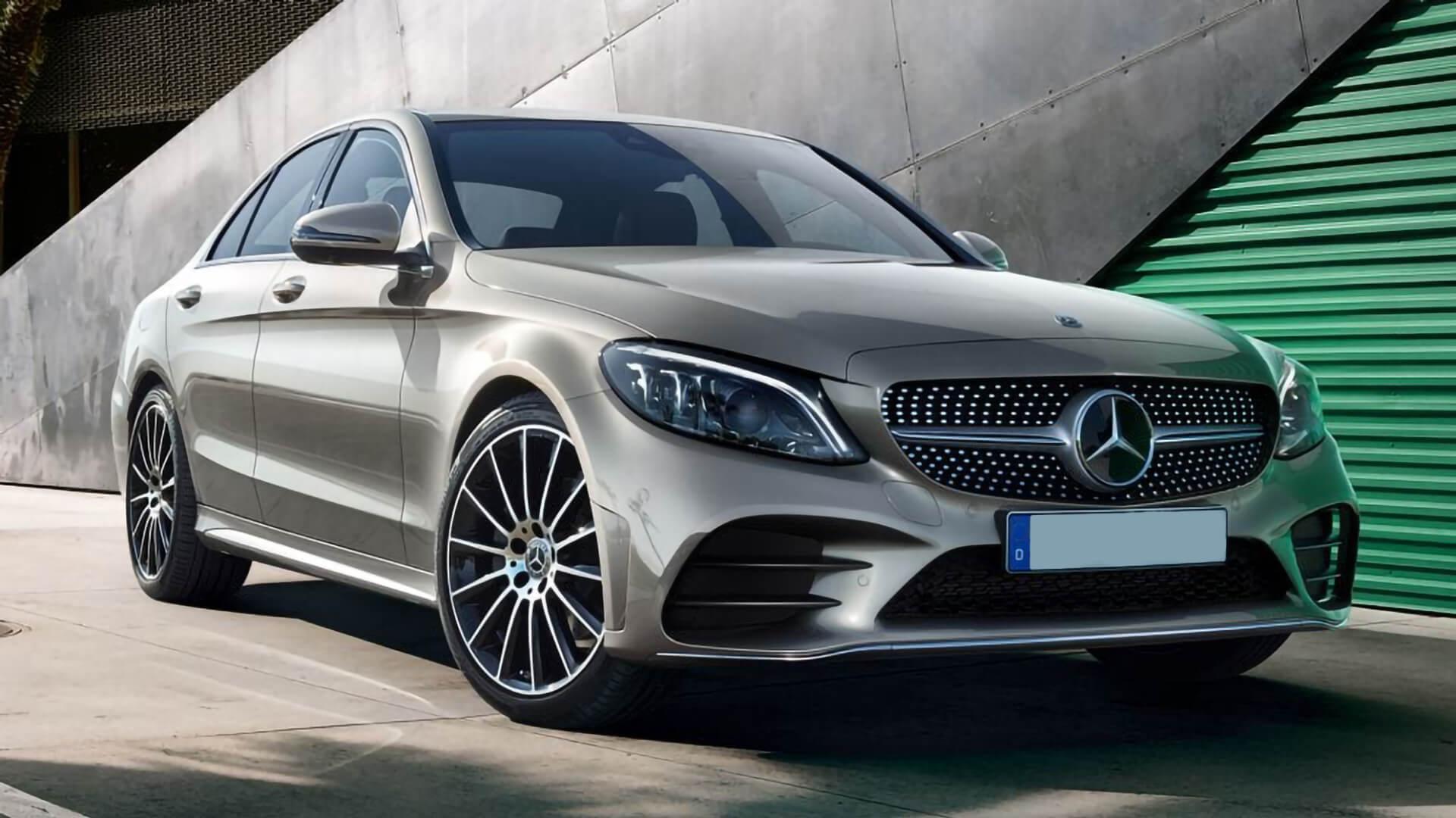 C Class Mercedes-Benz