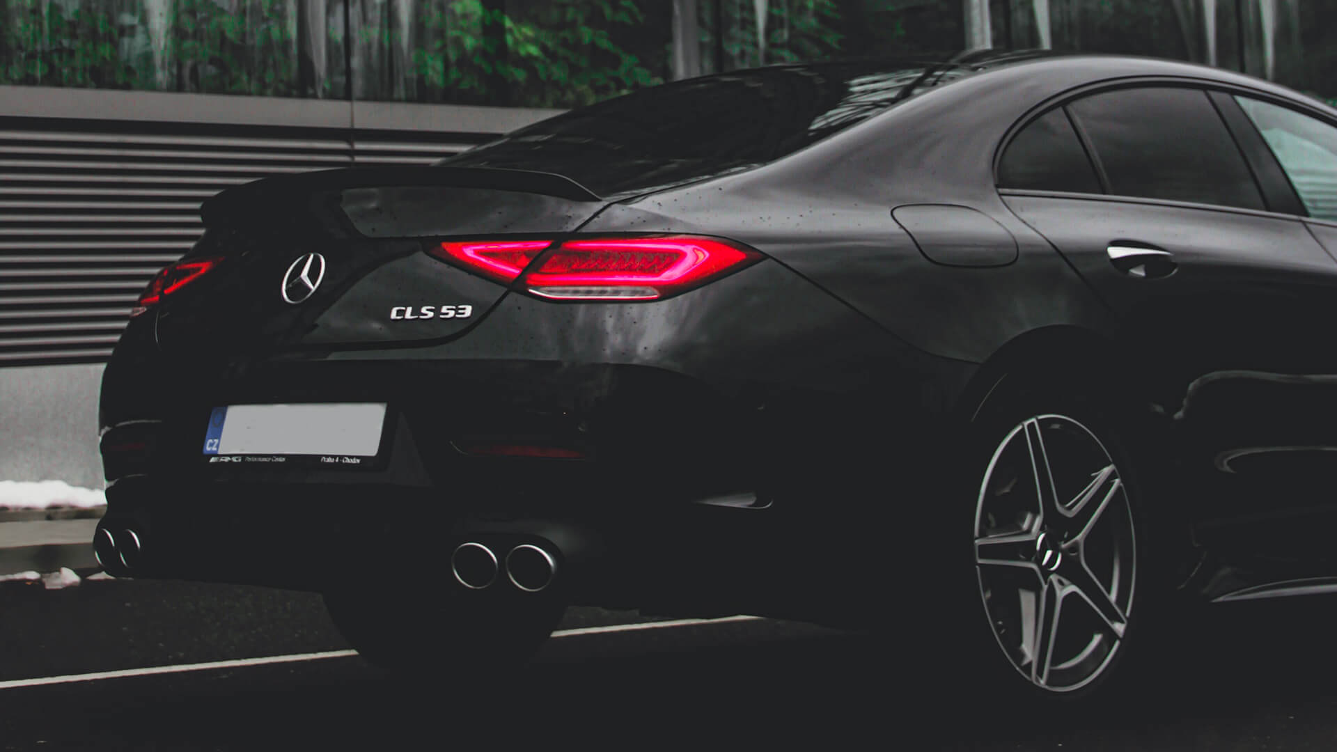 CLS Class Mercedes-Benz