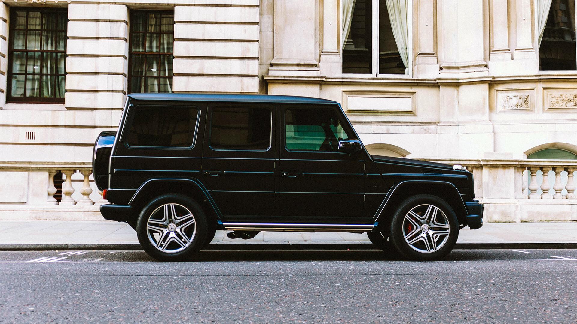 G Class Mercedes-Benz