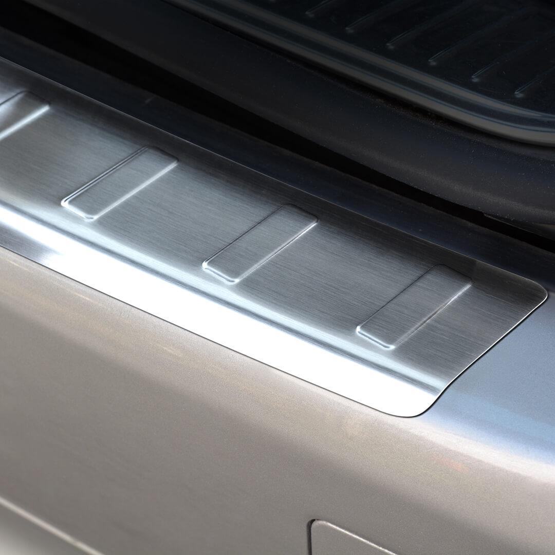 Ανοξείδωτο προστατευτικό πορτ-μπαγκάζ για Mercedes Benz E-Class W211 T-μοντέλα από 2002 έως 2009