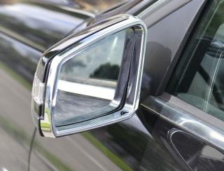 Πλαίσιο χρωμίου καθρεπτών για Mercedes Benz ML, GLE, GLS, G Klasse, R Klasse