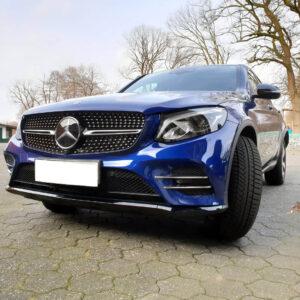 Γρίλιες αεραγωγού προφυλακτήρα για Mercedes GLC X253 SUV & GLC Coupé C253