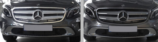 Πλαίσιο μάσκας για Mercedes Benz GLA X156