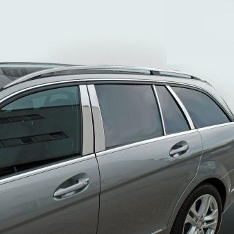 Ανοξείδωτη επένδυση για τις μεσαίες κολώνες για Mercedes Benz GLE SUV W166, ML W166 από 07/2011