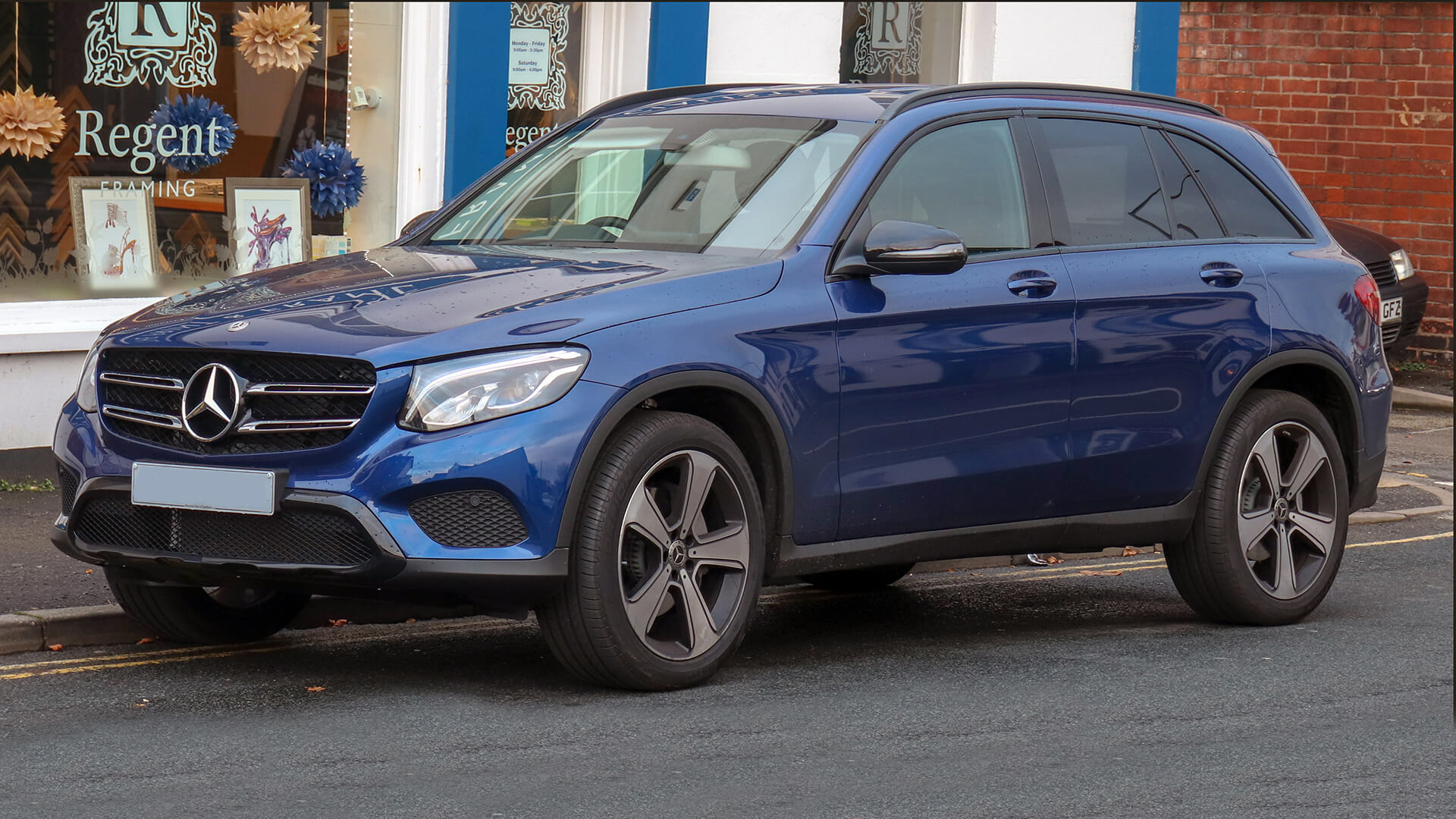 GLC X253 SUV Mercedes-Benz.