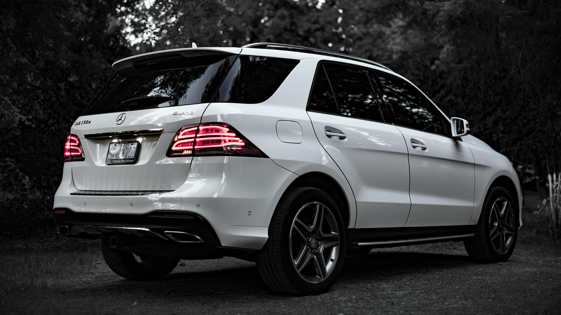 GLE W167 Mercedes-Benz.