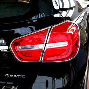 Χρώμια πίσω φαναριών για Mercedes Benz GLA X156