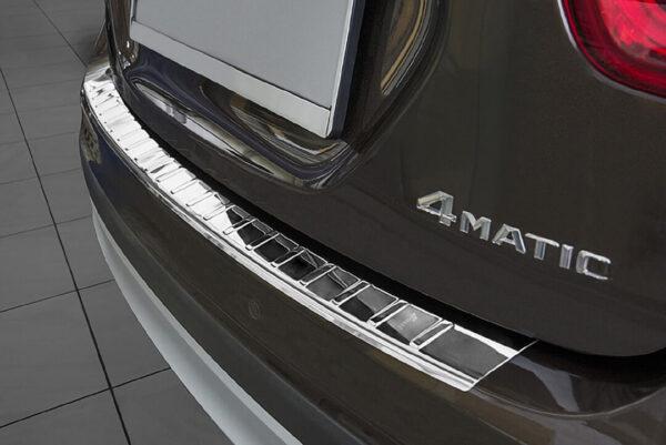 Χρώμιο προστασίας πορτ-μπαγκάζ για Mercedes Benz GLA X156