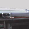 Εσωτερικά μπροστινά χρώμια αεραγωγών για Mercedes Benz S-Class W140