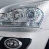 Χρώμια προβολέων για Mercedes Benz ΜL Class W164 από 2005 έως 07/2008