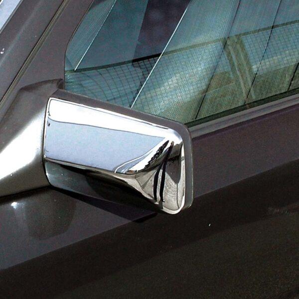 Καπάκια καθρεπτών χρωμίου για Mercedes Benz S-Class W140 & Ε-Class W210
