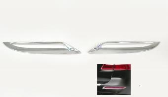 Πλαίσιο χρωμίου ανακλαστήρα για Mercedes Benz ΜL Class W166