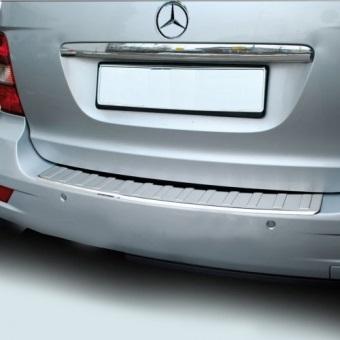 Χρώμιο προστασίας πορτ-μπαγκάζ για Mercedes Benz ML-Class W164 από 2005 έως 2011