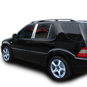 Ανοξείδωτη επένδυση για τις μεσαίες κολώνες για Mercedes Benz ML Class W163